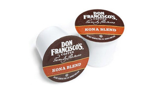 Don Francisco's Family Reserve Single-Serve Cups
