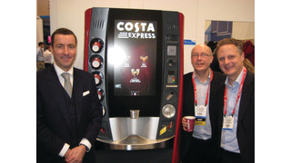 Beverages take vending to the digital age