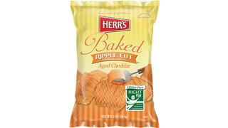 Herr's Presents Baked Crisps For Vending