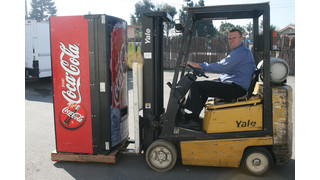 Featured In Automatic Merchandiser: J&J Vending Of Union City, Calif. - 35 Years Of Growth