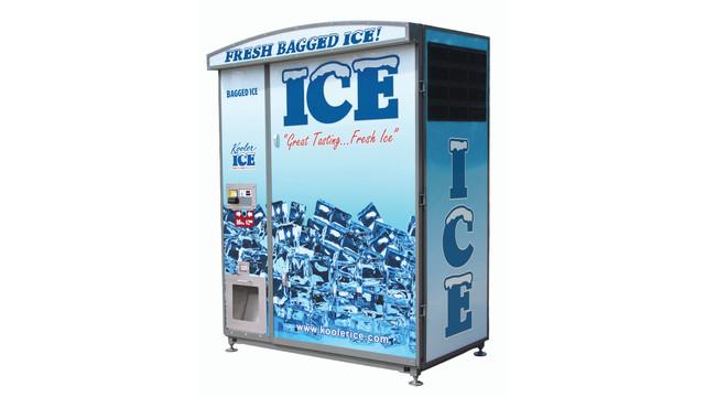 kooler vending machine