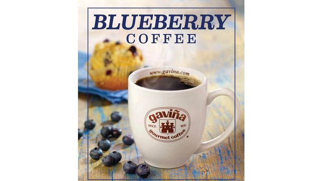 GAVIÑA Blueberry Coffee