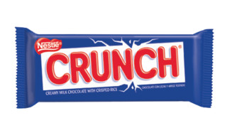 Nestle CRUNCH Bars To Go 100 Percent Sustainable