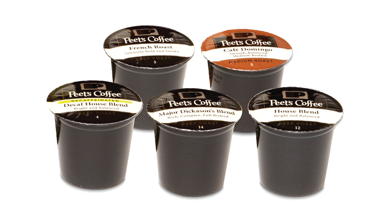 Peet S Launches Coffee Cartridges For Retail Single Cup