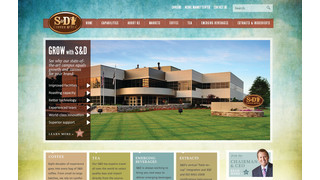 S&D Coffee & Tea Launches New Website