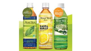 TEAS' TEA® Wins Three Awards At 2013 North American Tea Championship