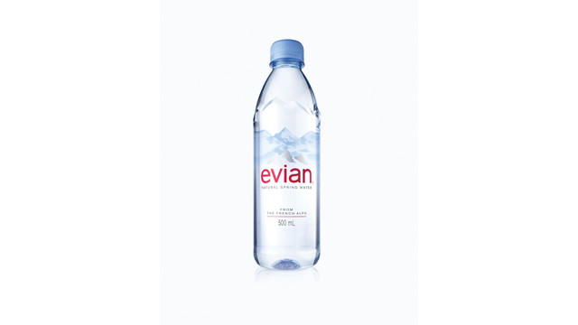 Evian vows to become '100 per cent circular brand' by 2025