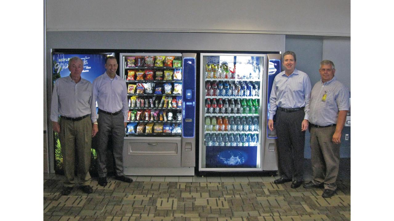 Crane Media Machines Selected For Vending RFP At ...
