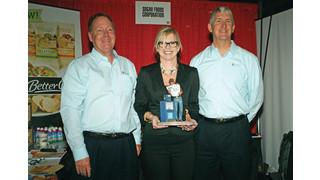 Sugar Foods Corp. Announces 2012 Specialty Broker Award