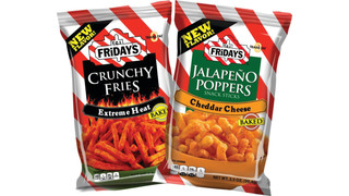 TGI Fridays Spicy Baked Snacks