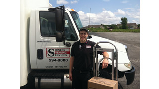 Route Driver Of The Year - Third Quarter Winner: Joe Connolly, Sirness Vending Service, Rochester, N.Y.