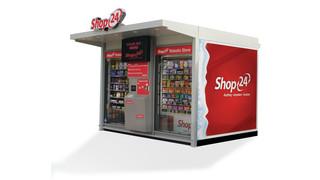 Shop24 Installs Vending Machine Store In North Dakota RV Park