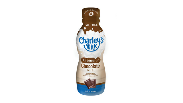 Charley's All Natural, Shelf Stable Flavored Milk