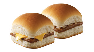 White Castle Hamburger