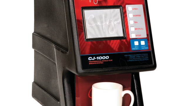 Caféjo Single-Cup Coffee Brewer
