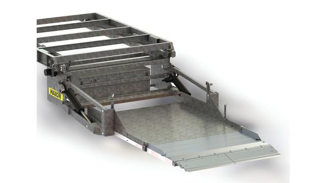 Maxon RA Slidelift® Series Liftgate