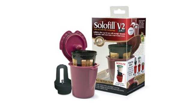 Solofill V2 Adapter