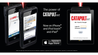Catapult HHT App, Inventory Management