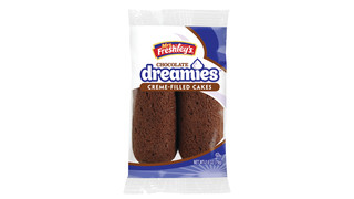 Mrs. Freshley's Chocolate Dreamies Pastry