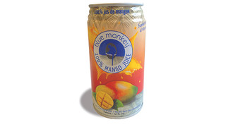 Blue Monkey Mango Juice