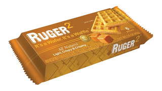 Salted Caramel Ruger2 Wafer