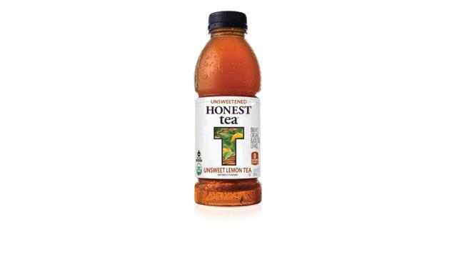 Honest Tea Unsweet Lemon Tea