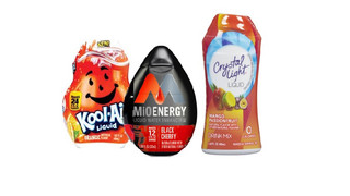 MiO, Crystal Light, KOOL-AID Available In Vending, Micro Markets