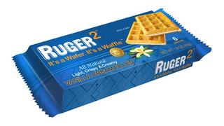 Vanilla Cream Filled Ruger2 Wafer