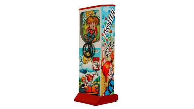 Twister Interactive Vending Machine