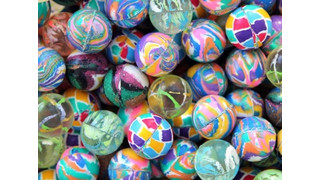 Confetti Mixed Bouncy Balls 27 mm