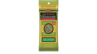 Seapoint Farms Spicy Wasabi Edamame Snack