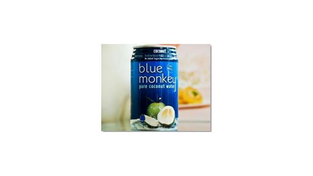 Blue Monkey Coconut Water