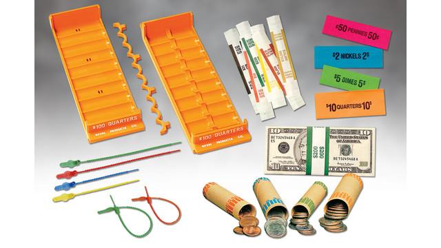 Cash Management Supplies