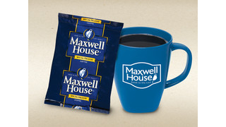 Maxwell House Special Delivery Coffee Filter Pouch