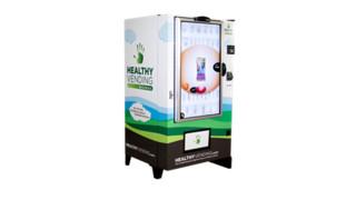 HUMAN, Sodexo Partner To Launch Touchscreen Healthy Vending Machine At Florida Hospital
