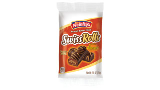 Mrs. Freshley's Reese's Peanut Butter Swiss Rolls
