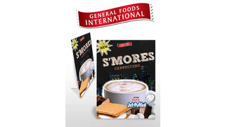S'mores Cappuccino With Jet-Puffed Marshmallows