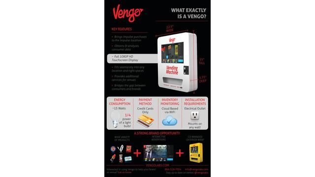 vengo vending machine
