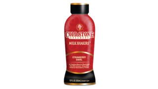 Cold Stone Creamery Milk Shakers Strawberry Swirl