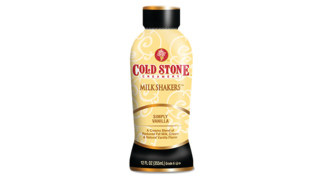 Cold Stone Creamery Milk Shakers Simply Vanilla