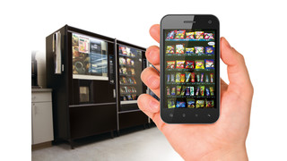 How will smartphones impact vending in the next decade?