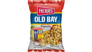 Herr's® Popcorn With Genuine Old Bay®