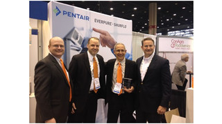 Pentair Everpure Honors Vendors Exchange With 2013 Supplier Of The Year Award