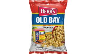 Herr's Popcorn With Genuine Old Bay