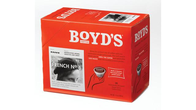Boyd's Single Serve French No. 6