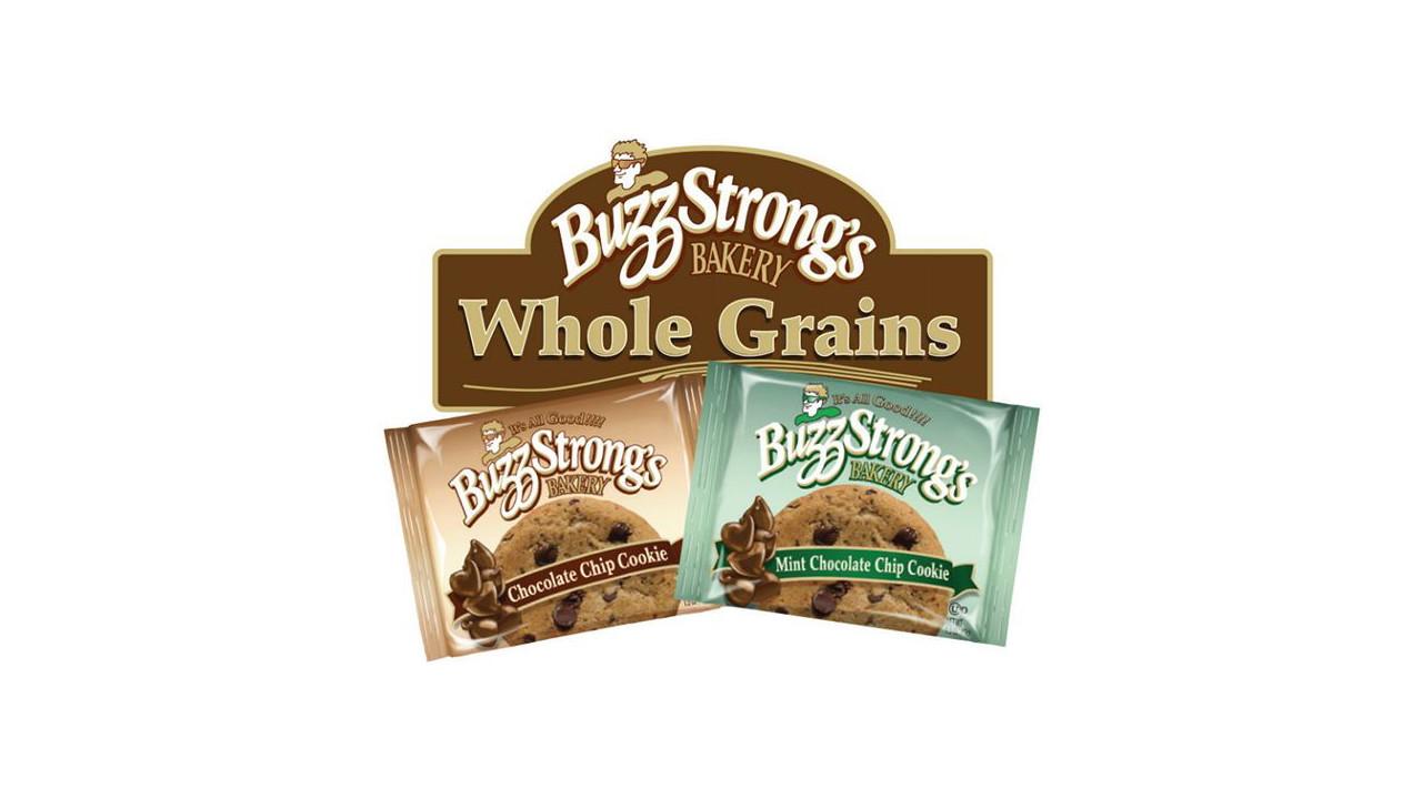 Whole Grain Mint Chocolate Chip Cookie | VendingMarketWatch