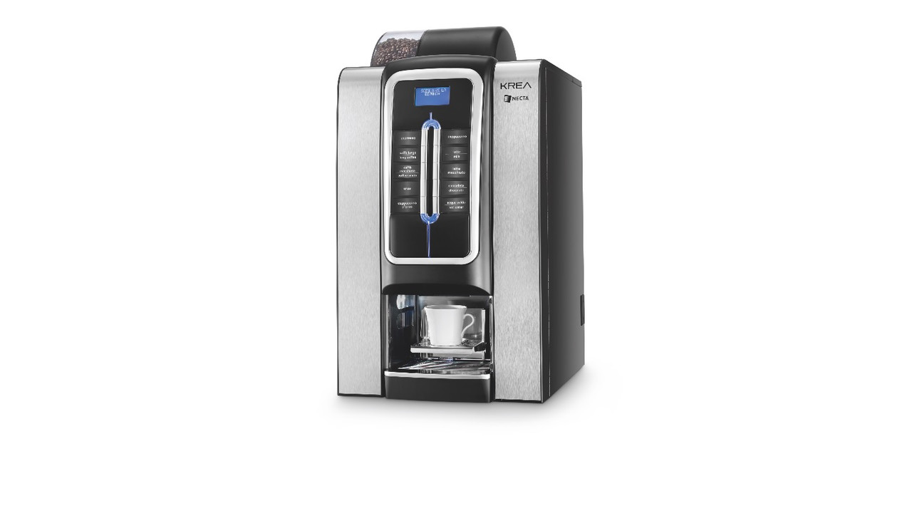 Ve global solutions releases new coffee machine New coffee machine