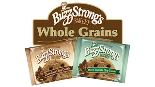 Buzz Strong's Introduces New Whole Grain Mint Chocolate Chip Cookie