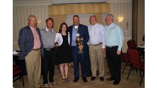 Jeff Terban, BBI, Wins Harry Wishart Award