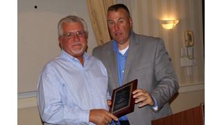 John Derrick Receives Lifetime Achievement Award